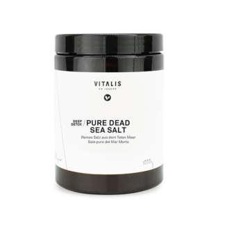 Czysta sól z Morza Martwego