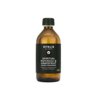 Harmonizujący zapach do sauny Grejpfrut & paczula 200 ml